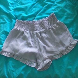 Urban Outfitters Silk shorts